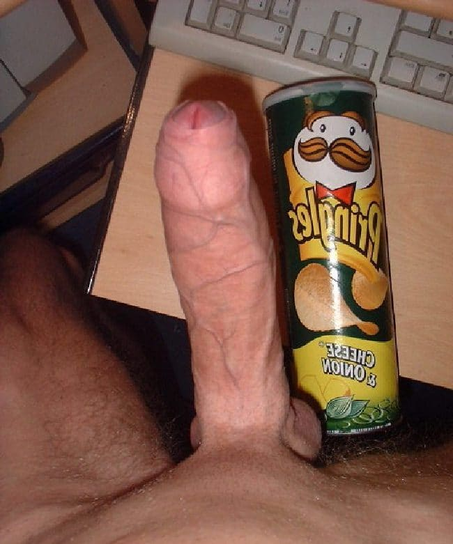 Big Hard Uncut Cock