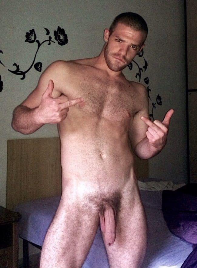 Hot Nude Man
