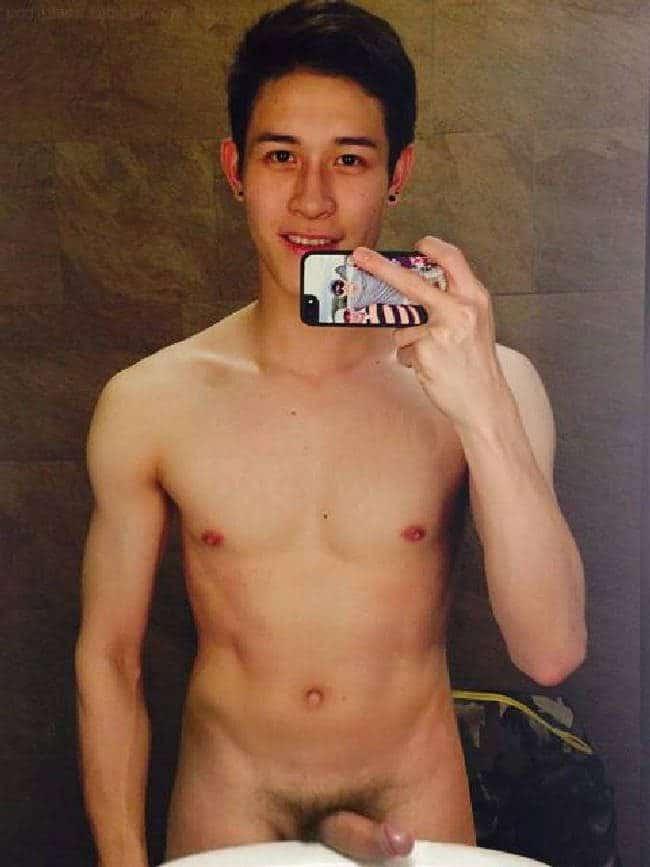 Nude Horny Guy