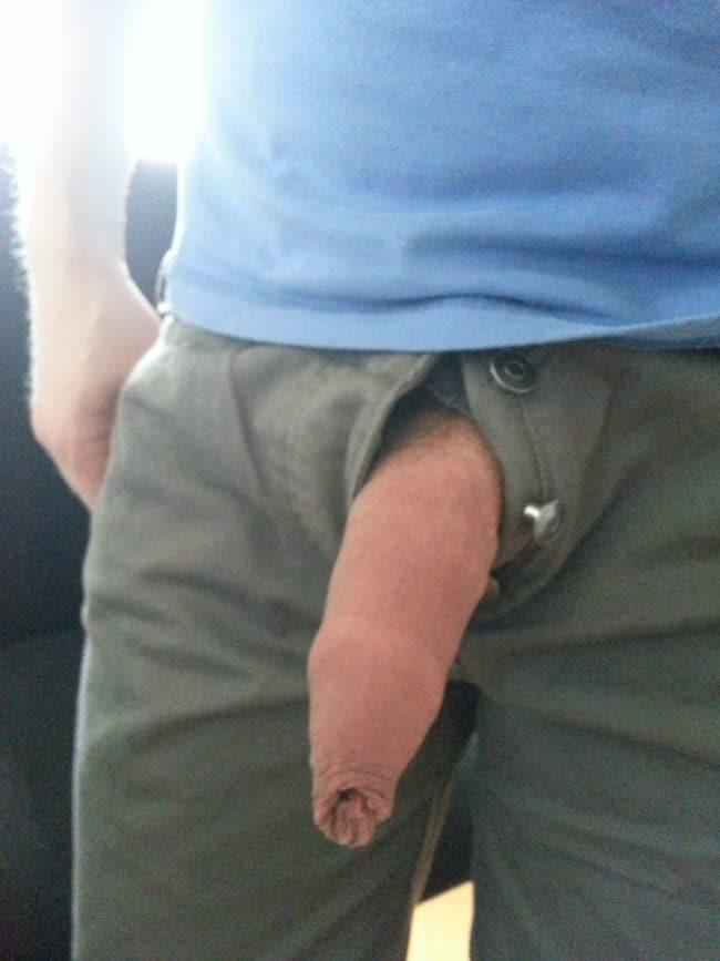 Soft Uncut Cock