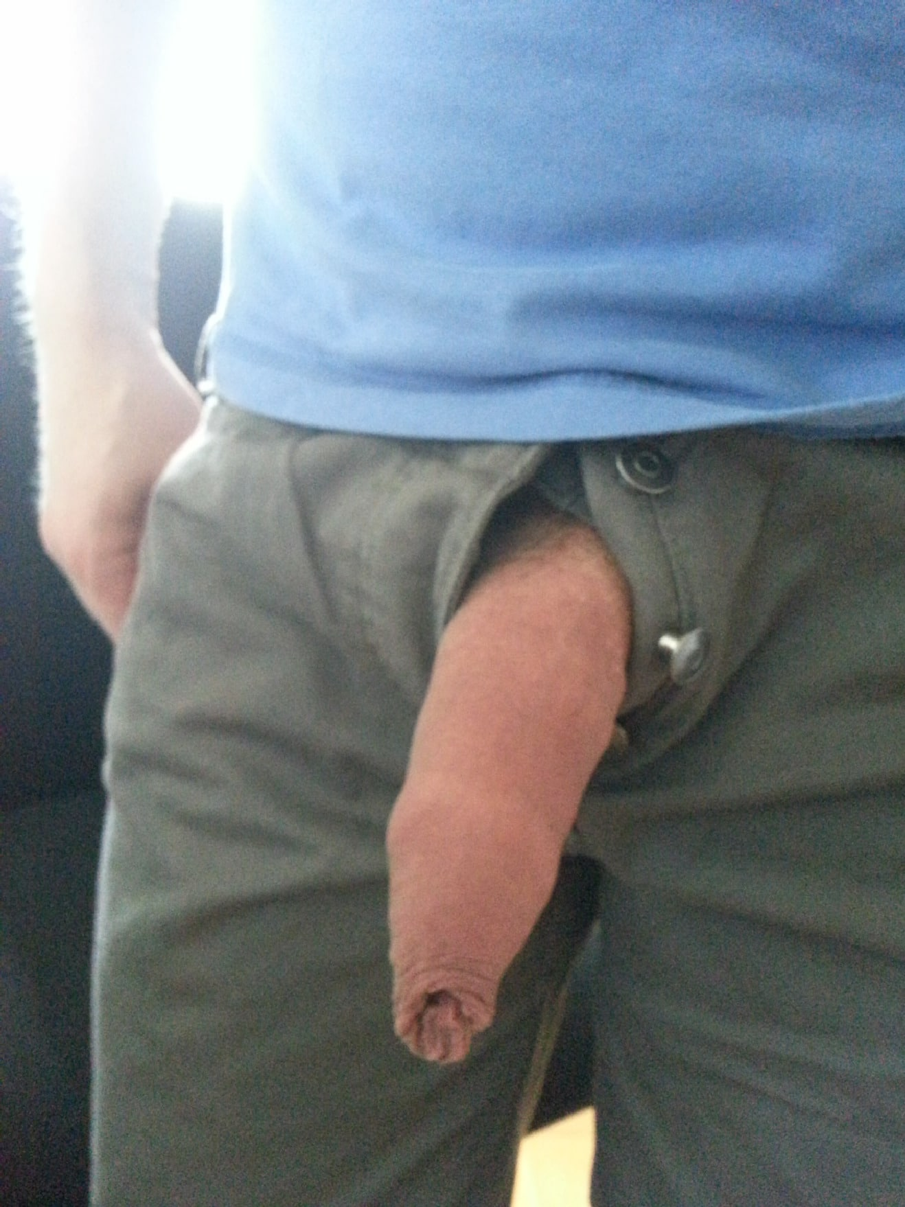 Soft Uncut Cock With Much Foreskin - Cock Picture Blog